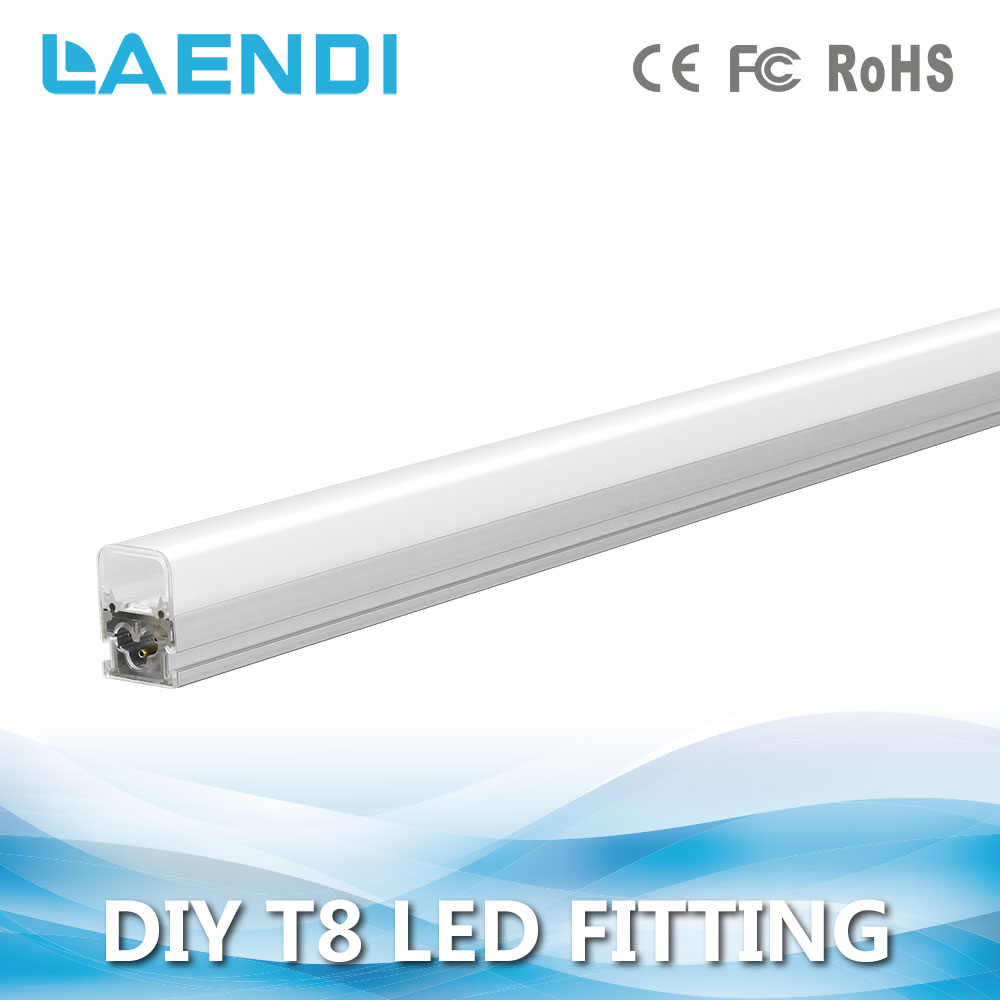 2016 new coming 1200mm t8 fluorescent office ceiling light fixture,100lm/30w led fluorescent light tuv approval