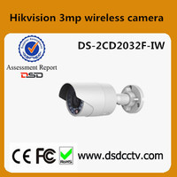 Hikvision DS-2CD2032F-IW 3MP wireless outdoor security camera sd card