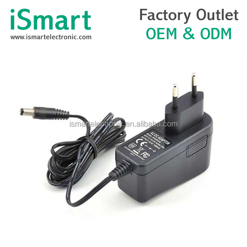 5V 2.5A power adaptor with DC conector