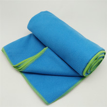 New high absorbent back pack quick easy dry microfiber bath towel for swimming