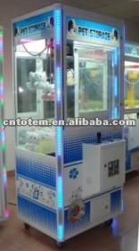 Totem toy crane machine claw game for mall