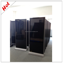 46 inch interactive touch media screen display video shopping mall used photo booth kiosk