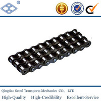 16B-3 B series standard triplex steel short pitch precision industrial conveyor roller chain