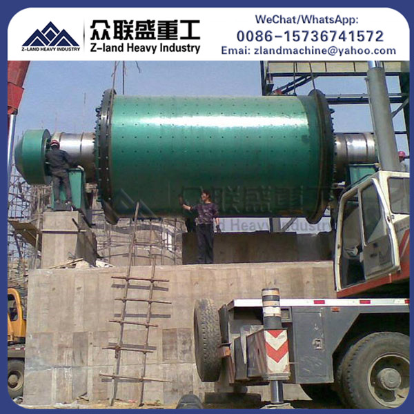 Low price grinding machine powder cement China limestone ball mill supplier with high effiency