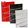 high gloss slatwall boards