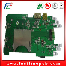 Fr4 CPCB PCBA control Board for Electronics, PCBA Circuit Board factory