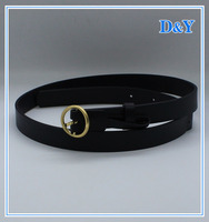 Fashion cheap leather belt for women