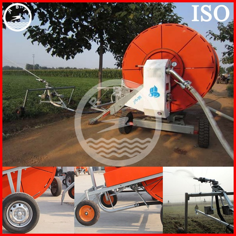 field irrigation sprinklers/farm hose irrigation reels
