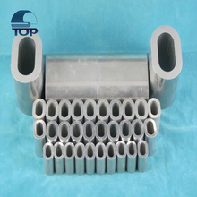 Aluminum Ferrules Crimp Sleeves