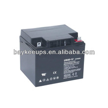 rechargeable lead acid battery 12v 40ah