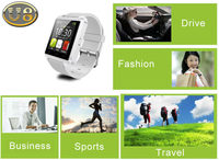 Cheapest bluetooth smart watch/ waterproof high quality hand watch phone watch