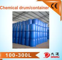 HDPE blue plastic container 200 litre blue plastic drum 55 gallon HDPE plastic drums for storage