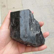 Raw Tourmaline Wholesale Natural Rough Black Tourmaline Stone For Gemstone