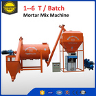 Simply Ceramic Tile Adhesive Cement Dry Mortar Lining Mixing Mixer Machine Production Line Plant