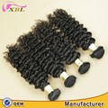 Hot selling no tangle unprocessed Indian 100 human hair