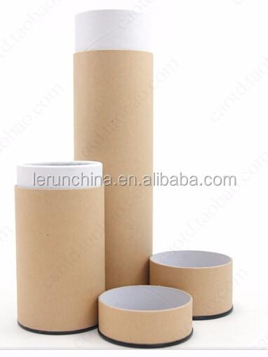Custom Kraft Paper Tube/cardboard Round Box In China - Buy Custom ...