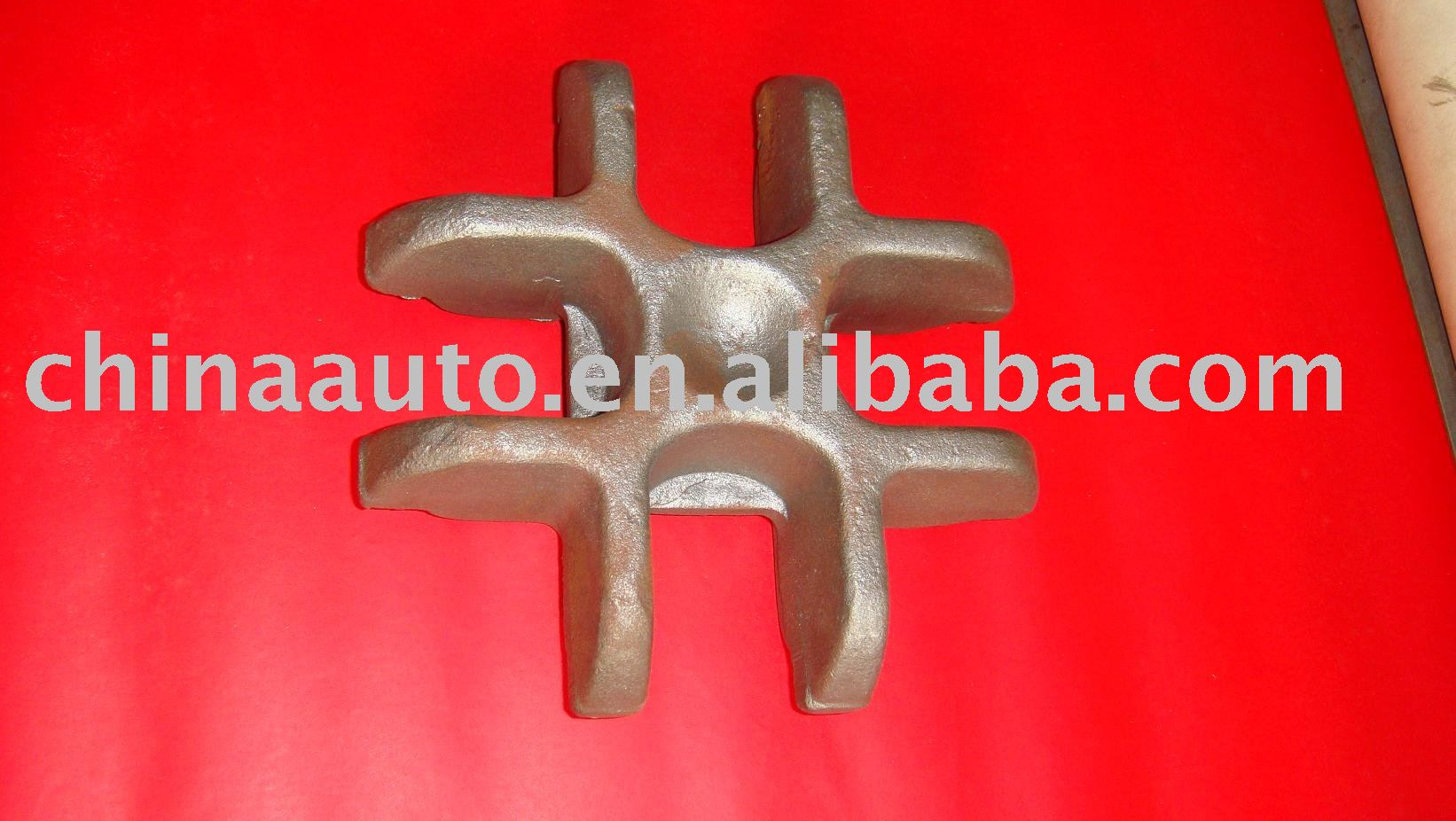 China die forging cold cast bronze parts