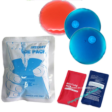 Reusable Instant Snap Hot Cold Gel Pack