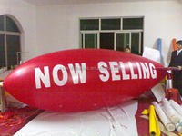 Guangzhou factory Cost-effective helium blimp for sale/inflatable helium balloon/rc blimp outdoor