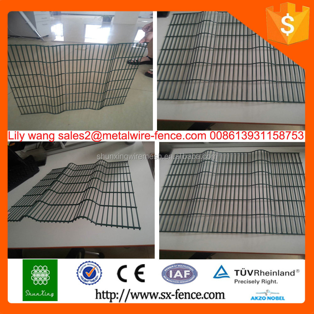 good quality meal PVC Coated 358 High Security Fencing ( ISO9001 factory)