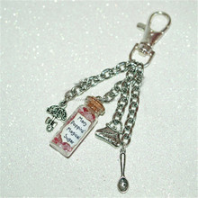 Magical Mary Poppins Purse Charms Handbag Backpack Lanyard Jewelry Keychain
