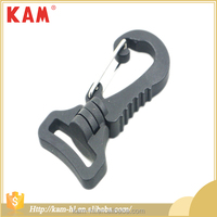 China supplier cheap quick release snap buckle hook plastic for bag