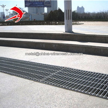Metal storm drain grates floor pit covers stainless steel grating price