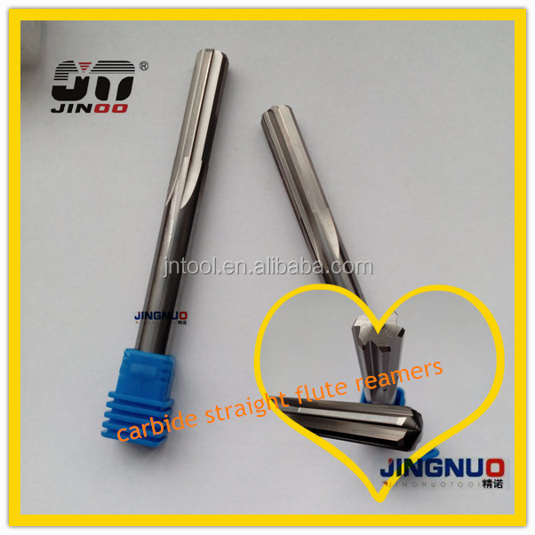 JINOO solid carbide reamer copper tube