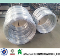 Low price galvanized iron wire,binding wire,raw material for manufacture nails