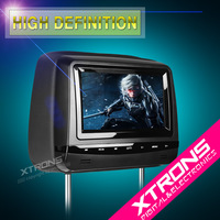 XTRONS HD728 7inch HD Digital Screen adjustable viewing angles toyota headrest dvd player