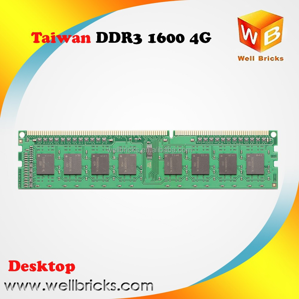 ddr3 4gb ram 1600Mhz compatible with all motherboards memoria modules