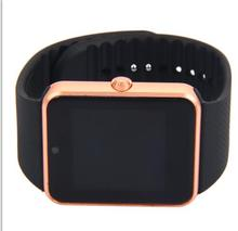 China manufacturer gt08 smart watch touch screen phone mate for wholesale