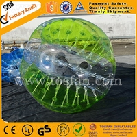 Giant good price of infaltable bubble balls for outdoor TB041