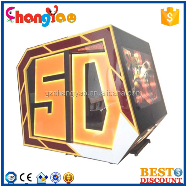 Attractive Simulator 5D Cinema from China