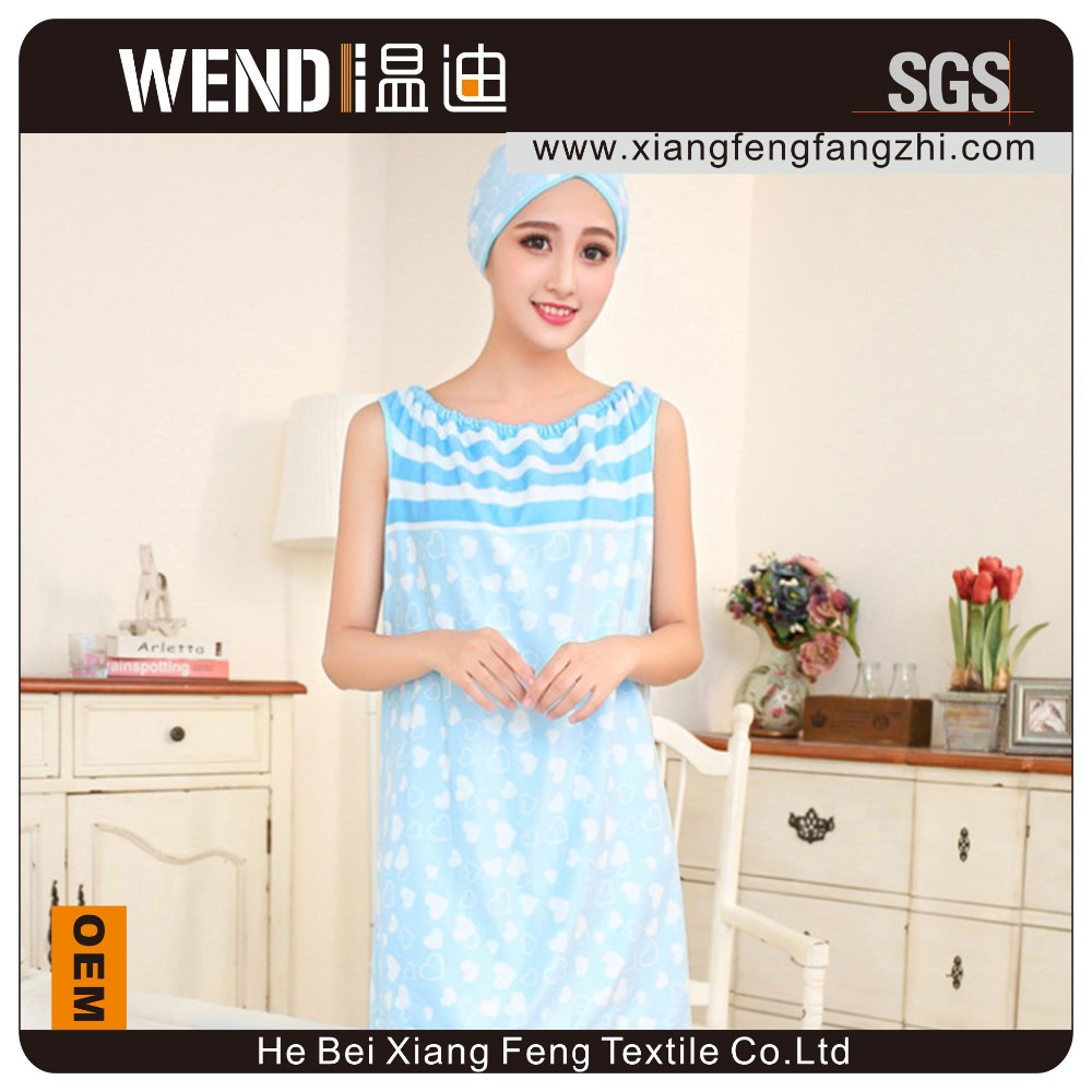 Alibaba hot sale fashionable lady bath dress