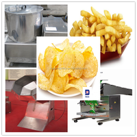 2016 China top quality french fries making machine/potato chips product line /frozen french fries machinery