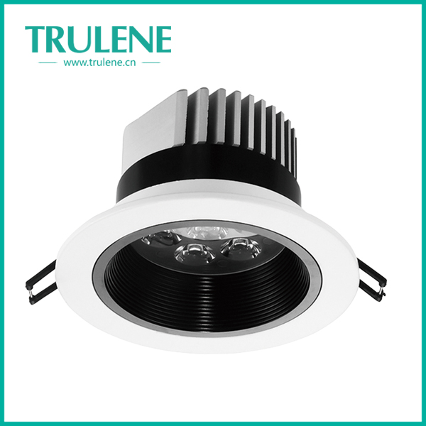 2014 high power 3W Led Down Light with Color Temperature Changeable