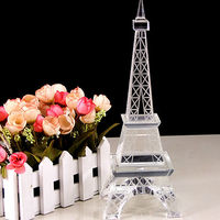 Crystal Eiffel Tower Corporate Gift Souvenir