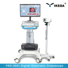 Digital Electronic vaginal colposcope camera with CE