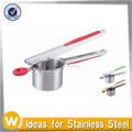 WT Stainless steel Potato Ricer,Potato masher