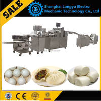high quality filling meat bun machine