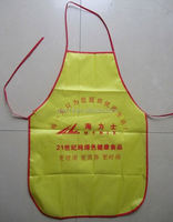 2015 cheap fashion promotion kids aprons personalized