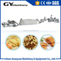 Extrusion machines for core filling snack food