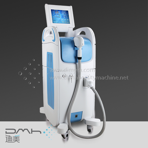 Portable diode lasr 808nm permanent hair removal machine