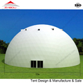 large tent white pvc gazebo dome tent with grass door outdoor tent for party