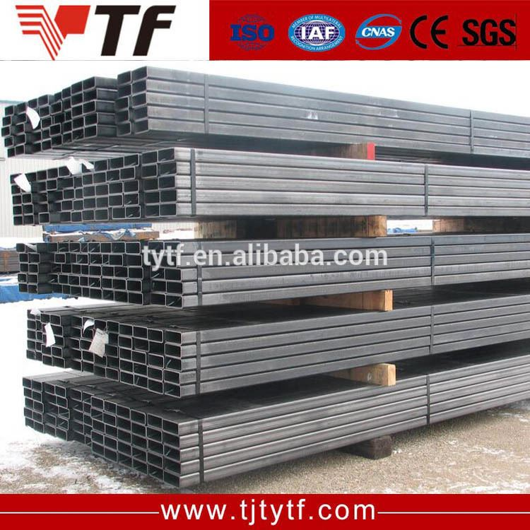 Construction material Price list 100x100 square tube