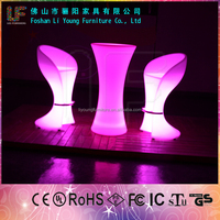 led drum chair/dental chair led lamp/led bar table and chairs LGL5656-2
