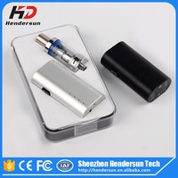 2015 Hot selling colored smoked e cig with led lights