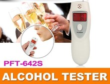2015 wholesale cheap and nice mini personal gift breath alcometer with digitallcd display breath alcohol tester meter