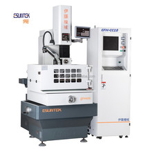 Step type efficiency electric cnc edm wire cut machines